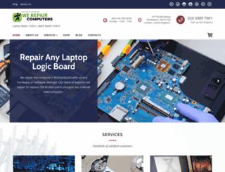 werepaircomputer.com screenshot
