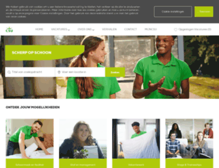 werkenbijcsu.nl screenshot
