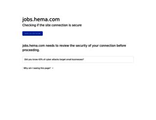 werkenbijhema.nl screenshot