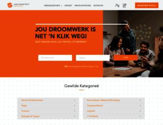 werknet.co.za screenshot
