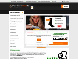 werkschoenenwinkel.nl screenshot