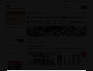 werkzeug-profi-shop.de screenshot