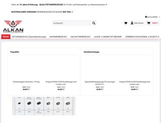 werkzeugland.de screenshot