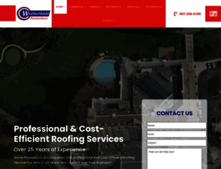 weroofgroup.com screenshot