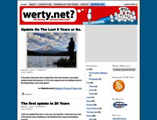 werty.net screenshot