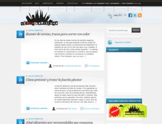 werunbarcelona.com screenshot