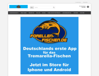 weser-angelsport.de screenshot