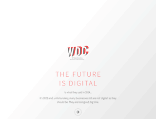 wesleetrout.com screenshot