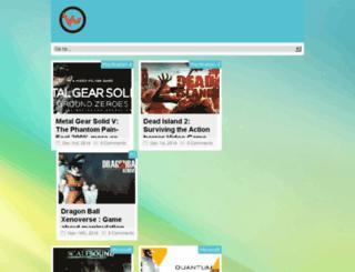 wesly.co.uk screenshot