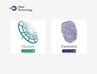 west-technology.co.uk screenshot