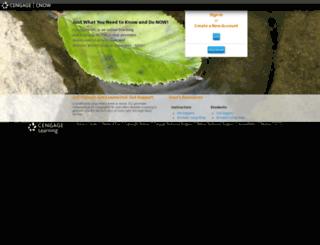west.cengagenow.com screenshot