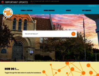 westalliswi.gov screenshot