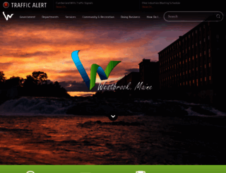westbrookmaine.com screenshot