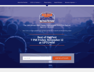 westchesterfilmfestival.com screenshot