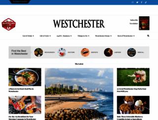 westchestermagazine.com screenshot