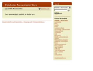 westchesterstore.com screenshot