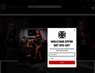 westcoastchoppers.com screenshot
