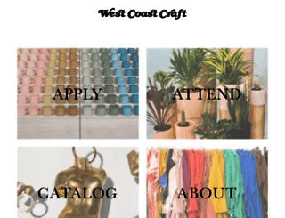 westcoastcraft.com screenshot