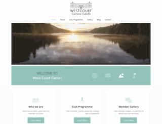 westcourtcameraclub.com screenshot