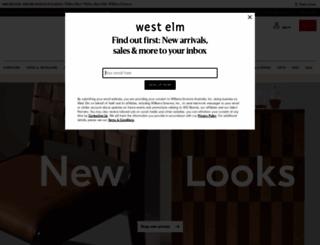 westelm.com.au screenshot