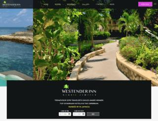 westenderinn.com screenshot
