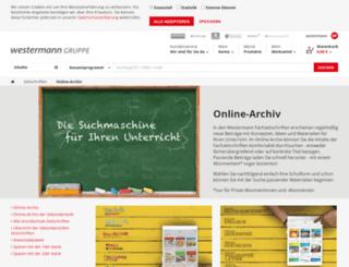 westermann-fin.de screenshot
