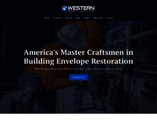 westerngroup.com screenshot