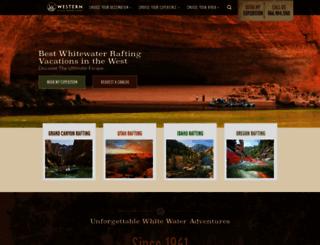 westernriver.com screenshot