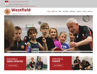 westfieldttc.org screenshot