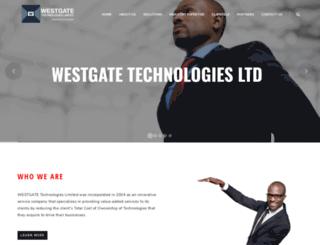 westgate.com.ng screenshot
