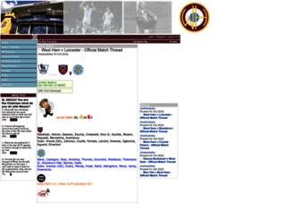 westhamonline.net screenshot
