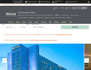 westinohare.com screenshot