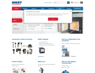 westinstruments.com screenshot
