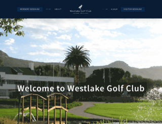 westlakegolfclub.co.za screenshot