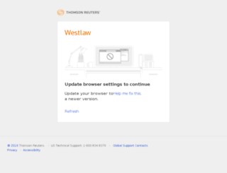 westlaw.com screenshot