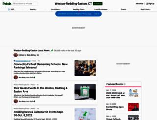 weston-ct.patch.com screenshot
