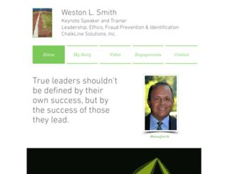 westonsmith.biz screenshot