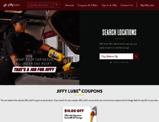 westpalmbeach.jiffylube.com screenshot