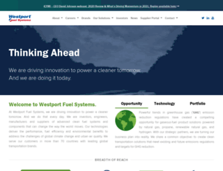 westport.com screenshot