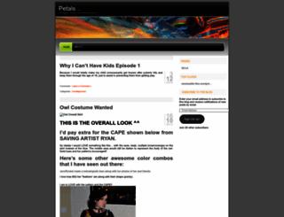 westseattle.wordpress.com screenshot
