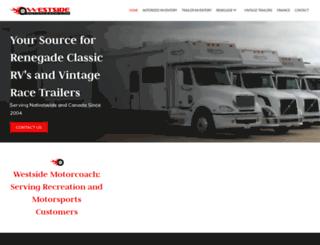 westsidemotorcoach.com screenshot