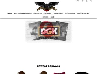 westsideskateshop.com screenshot
