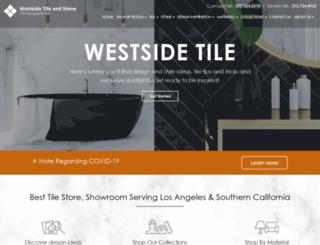 westsidetile.reachlocal.net screenshot