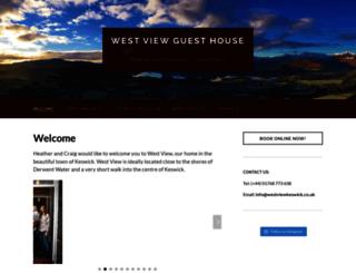 westviewkeswick.co.uk screenshot