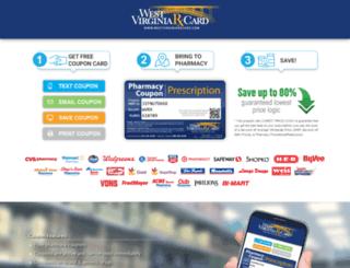 westvirginiarxcard.com screenshot