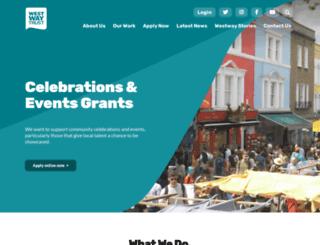 westway.org screenshot