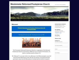 westyrpc.org screenshot