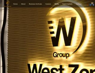 westzone.com screenshot