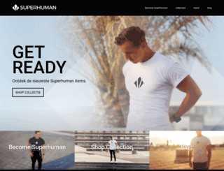 wesuperhuman.nl screenshot