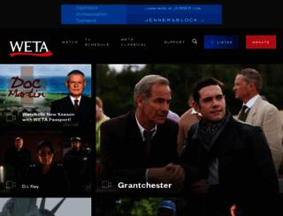 weta.org screenshot